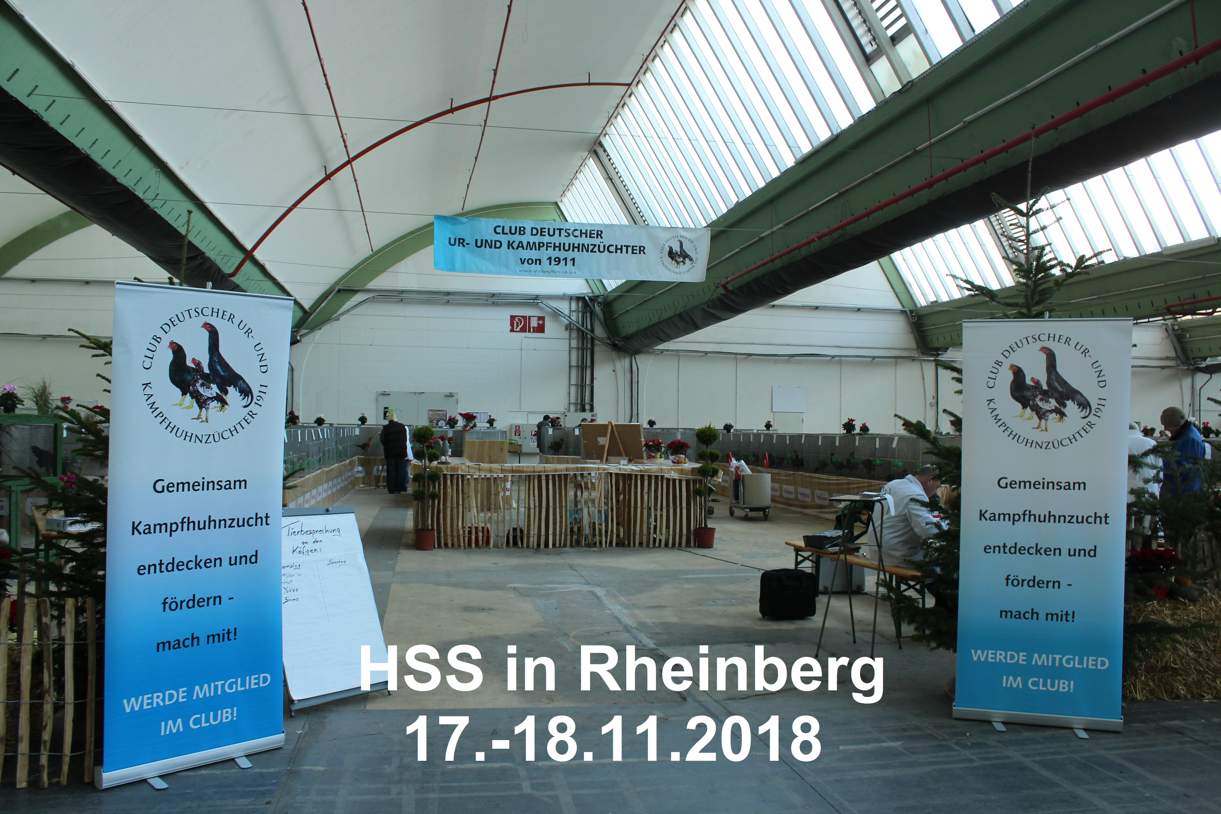 HSS in Rheinberg 17.-18.11.2018